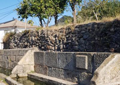 O Camiño de Santiago polo concello de A Mezquita