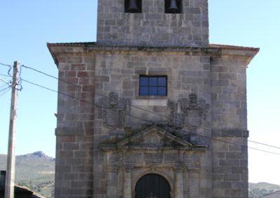 Igrexa de San Martiño - A Mezquita