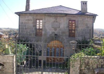 Casa dos Ceballos en Cadavós